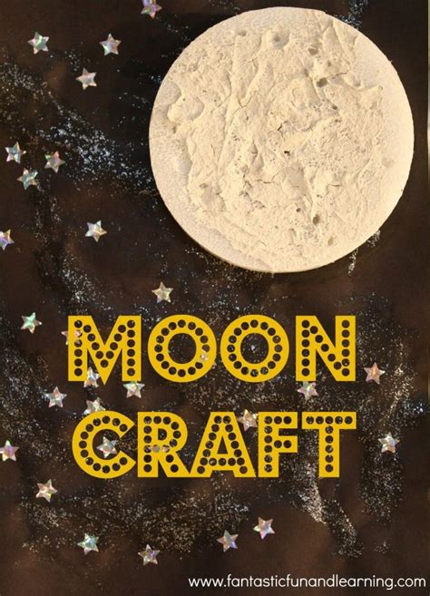 moon crafts for 25 best ideas about moon crafts on space