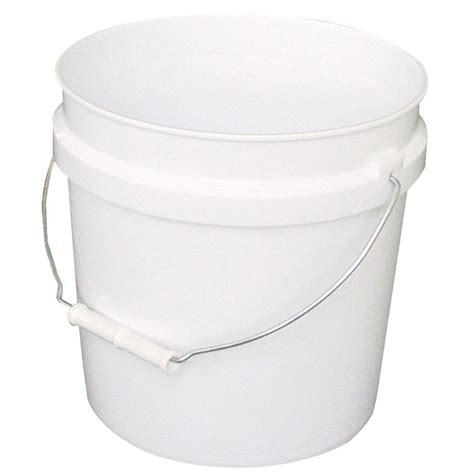 home depot paint lid leaktite 2 gal 2gl white pail the home depot