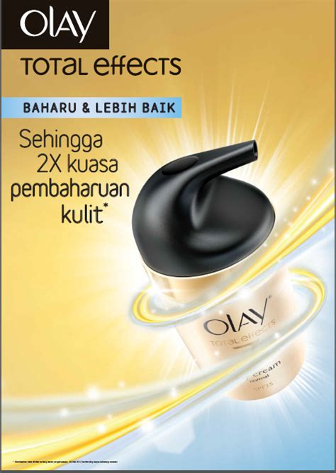 Olay Total Effect Baru the kasihs olay total effect baharu
