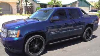 2007 chevrolet avalanche custom better performance and