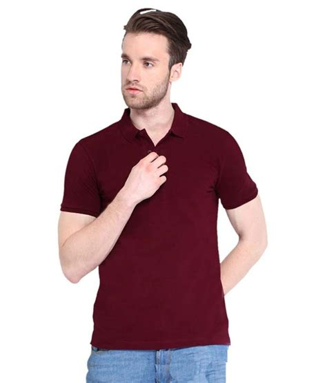 Hoodie Polos Maroon concepts maroon polo t shirts buy concepts maroon polo t shirts at low price snapdeal