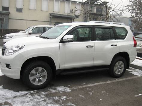 land cruiser prado car 2012 toyota land cruiser prado for sale 2700cc gasoline