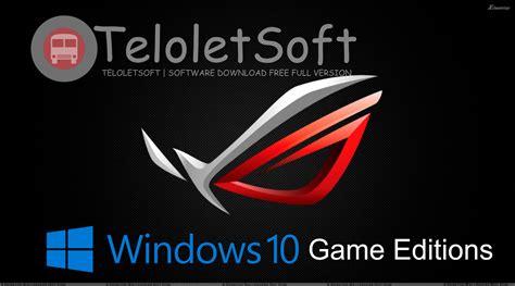 install windows 10 gamer edition windows 10 gamer edition x86 x64 iso free download