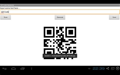 qr code android qr code android by natuan codecanyon