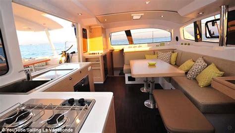 sailing la vagabonde new boat australian youtube couple land a million dollar deal to