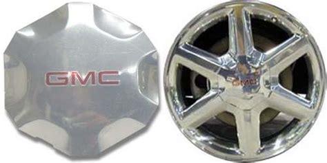 gmc envoy hubcaps buy gmc envoy center caps factory oem hubcaps stock