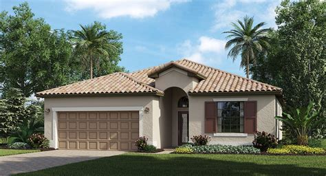 rosedale executive homes new home community bradenton