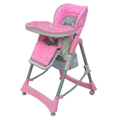 baby chair height adjustable baby high chair recline highchair