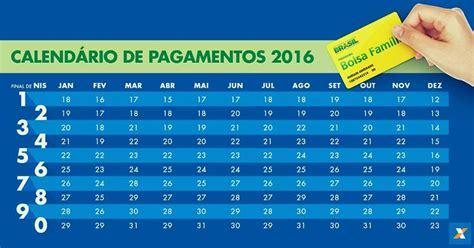 vale lembrar que o calendrio de pagamento do inss de 2016 ainda no calend 225 rio bolsa fam 237 lia 2019 datas de pagamento aqui