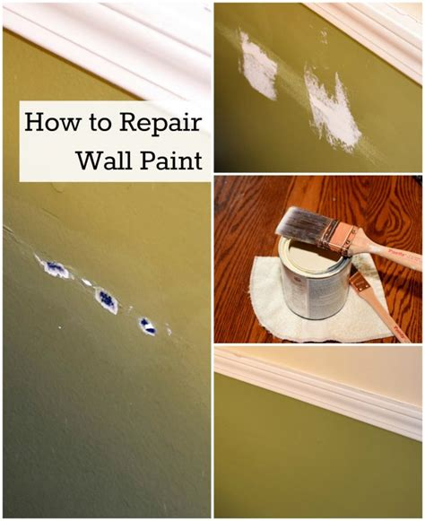 how to touch up wall paint a proverbs 31