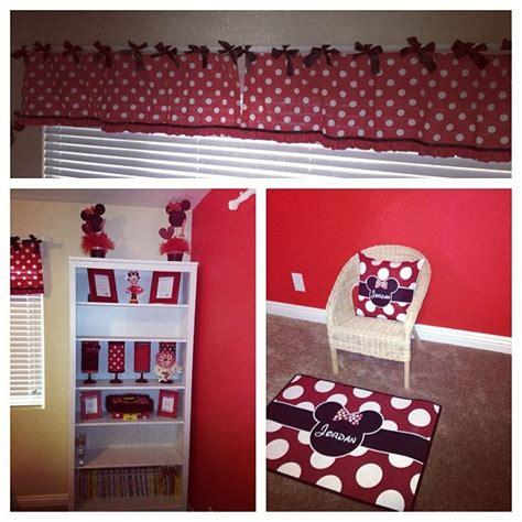 original minnie mouse room decor baby room ideas