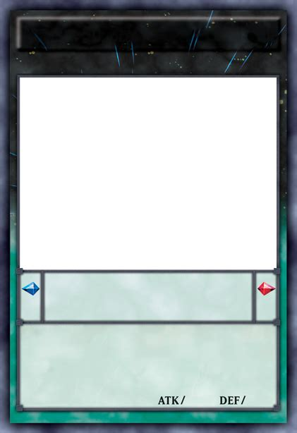 magix set editor custom card template yu gi oh series 9 layout pendulum templates