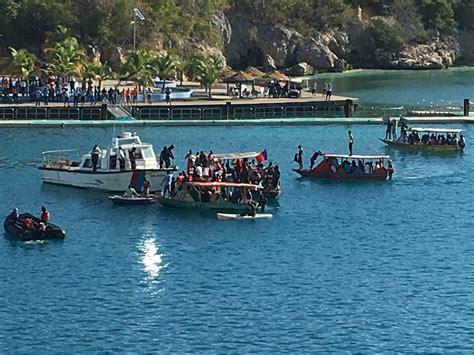 haiti cruise labadee royal caribbean cancels another cruise to labadee cruise