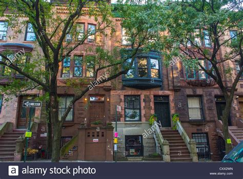 buy house in new york city new york city ny usa street scenes townhouses row house stock photo royalty free