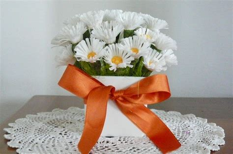 costruire fiori di carta crespa fiori di carta crespa margherita abilmontagnana