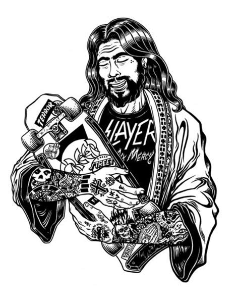 jesus sketch best tattoo designs