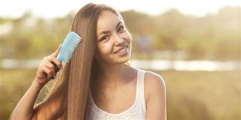 Catok Rambut Yang Baik tips menyisir rambut yang baik