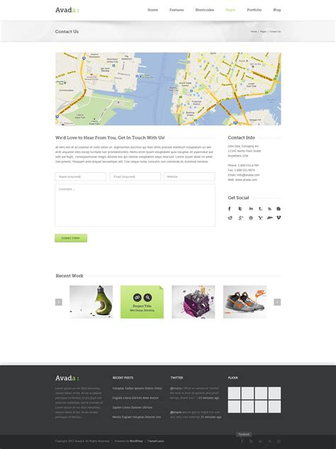 avada theme psd free download avada psd by lbeck themeforest