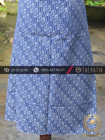Gorden Batik Cap Kuning Muda jual batik cap jogja motif parang klithik biru muda thebatik co id
