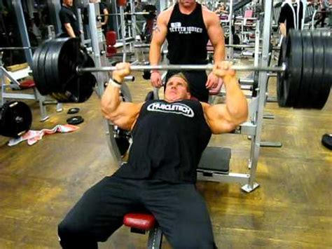 cutler bench ranking exercises for chest is the bench press number one