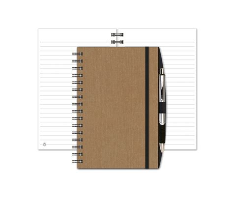Linen Notebook With Pen linen seminar pad with penport pen by journalbooks 174 jo bos