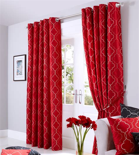 ready made silk drapes faux silk luxury curtains embroidered ready made lined