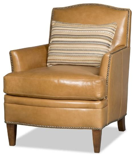 Swivel Accent Chairs For Living Room Leather Chairs Leather Accent Chairs And Swivel Chairs Traditional Living Room St Louis