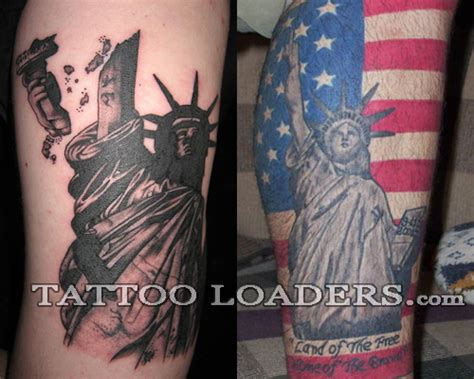 tattoos designs liberty tattoo