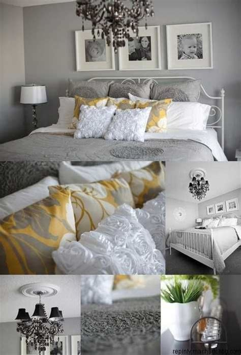 gray and yellow bedroom decor grey yellow and white bedroom decor decorating ideas
