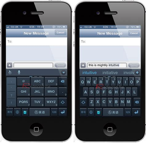 best keyboard themes for iphone 6 set swype on iphone as default keyboard on ios 6 with