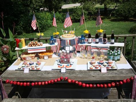 4th of july backyard party ideas 4th of july party food ideas recipes and more genius kitchen