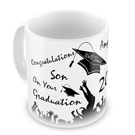personalised congratulations son on your graduation 2016
