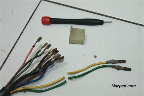 Kabel Kopling 150 R Sps Akali Aho Cb150r Dengan Saklar Scorpio Mazped