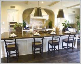 How To Kitchen Island Large Kitchen Islands With Seating And Storage Home