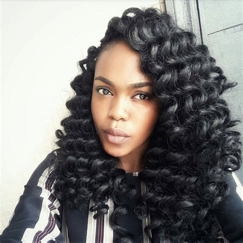 crochet black hair photos 14 crochet braid hairstyle designs ideas design trends