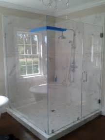 frameless shower doors nj frameless shower door outlet new jersey