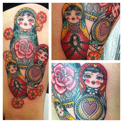 babushka doll tattoo designs 25 beautiful babushka ideas on russian