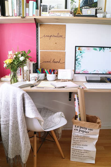 Diy Office Desk Accessories Diy Office Desk Accessories Www Imgkid The Image Kid Has It