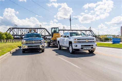 The 2018 Chevrolet Silverado 2500HD Duramax Diesel Is A