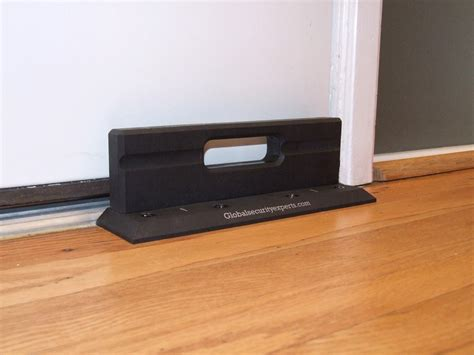 Best Way To Secure Front Door Security Door Brace The Ongard Onguard Prevents Burglaries Home Invasions