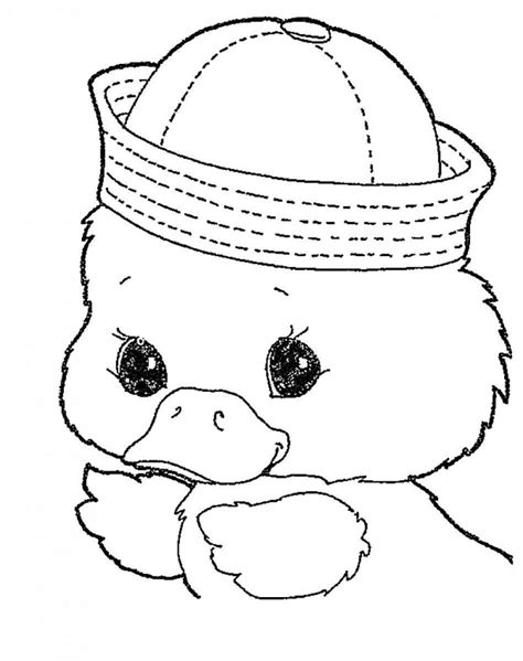easter duck coloring page quotes coloring pages cute quotesgram