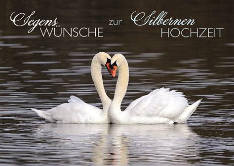 Silberne Hochzeit by Segensw 252 Nsche Zur Silbernen Hochzeit