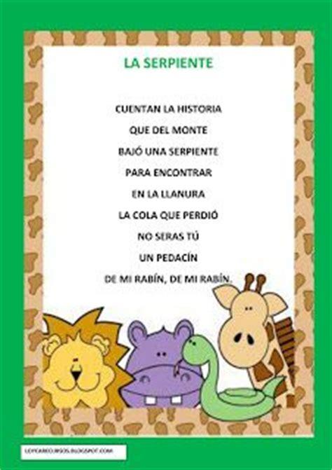 poemas infantil 83 best poemas infantiles images on pinterest