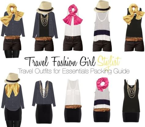 mix and match travel clothing 8 pieces of clothing make