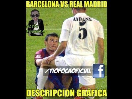 Real Madrid Memes - barcelona vs real madrid los memes que dej 243 ete