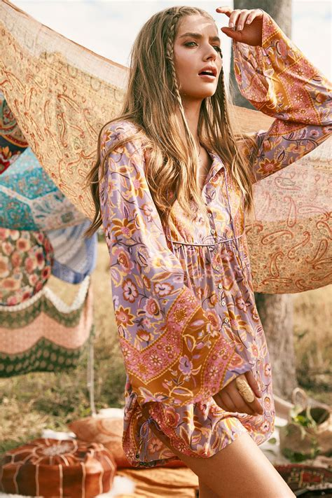 boho chic on pinterest boho style gypsy fashion and gypsy lolita festival 17 featuring annalise mclachlan by ming