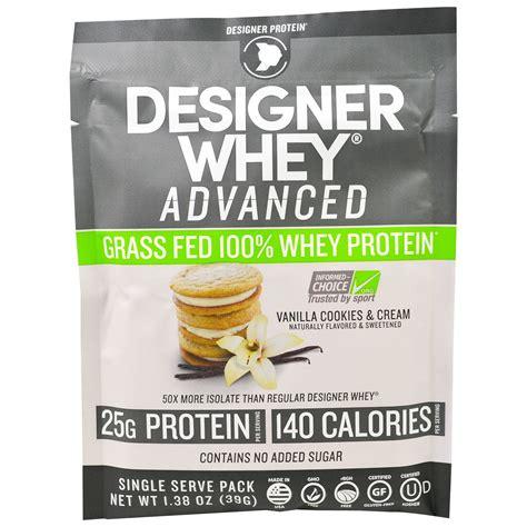 L Hi Protein Whey Advanced Designer Protein Designer Whey Advanced Grass Fed 100