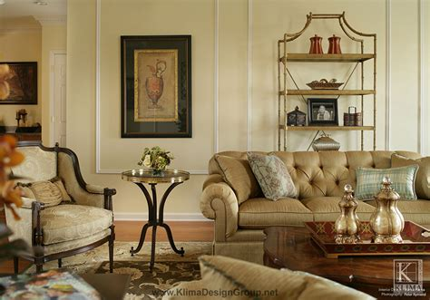 Gold Living Room Decorating Ideas by Portfolio Decorating Tips