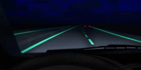 glow in the paint roads glow in the roads coming to the netherlands