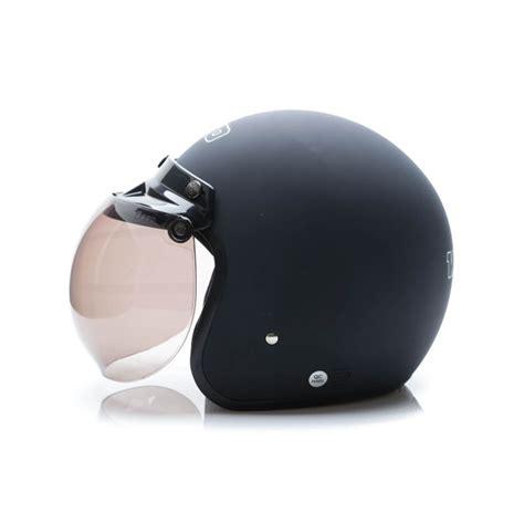 Wto Helmet Retro Bogo Kacamata wto helmet retro bogo polos doff elevenia